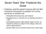 seven years war frederick the great9