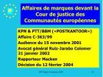 affaires de marques devant la cour de justice des communaut s europ ennes82