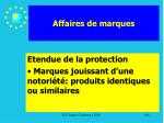 affaires de marques166