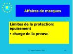 affaires de marques193