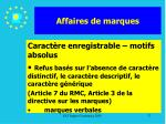 affaires de marques77
