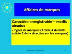 affaires de marques9
