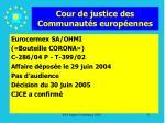 cour de justice des communaut s europ ennes