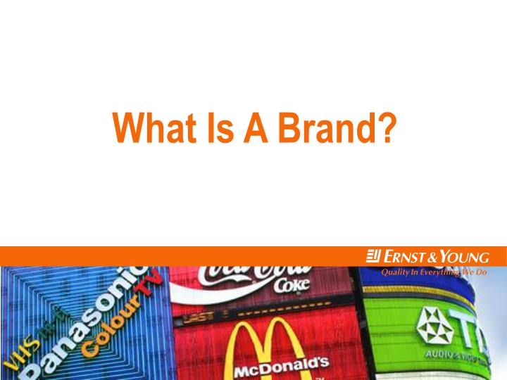 what is a brand n.