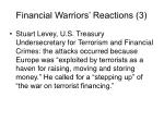 financial warriors reactions 3