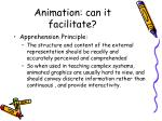 animation can it facilitate11