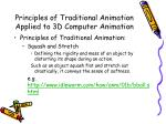 principles of traditional animation applied to 3d computer animation16