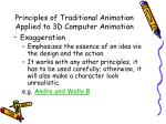 principles of traditional animation applied to 3d computer animation24