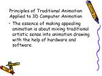 principles of traditional animation applied to 3d computer animation28