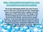 http www platinumcarservice com au content vw service sydney