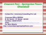 crescent parc springview floors ghaziabad4