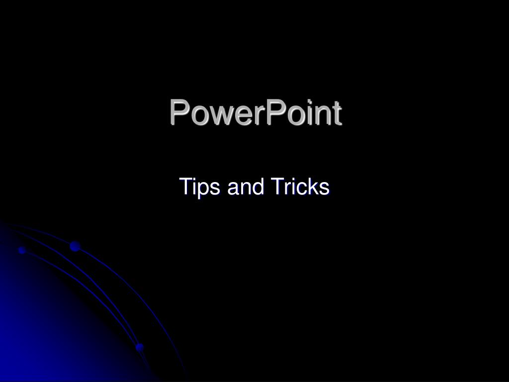 powerpoint l.