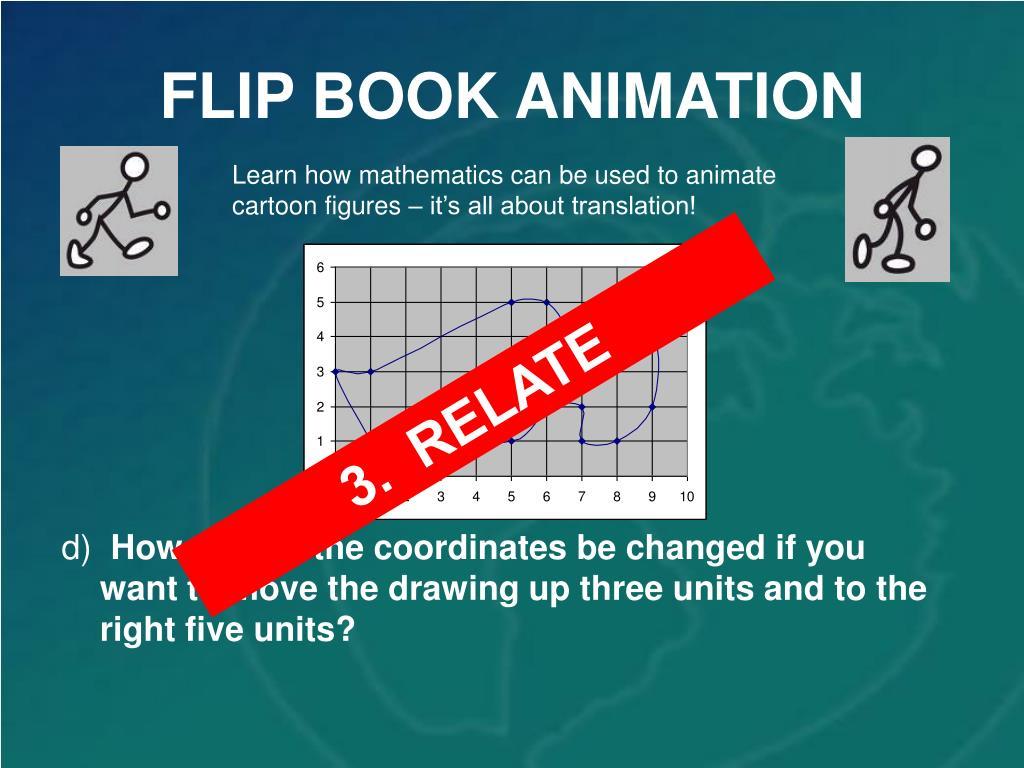 FLIP BOOK ANIMATION