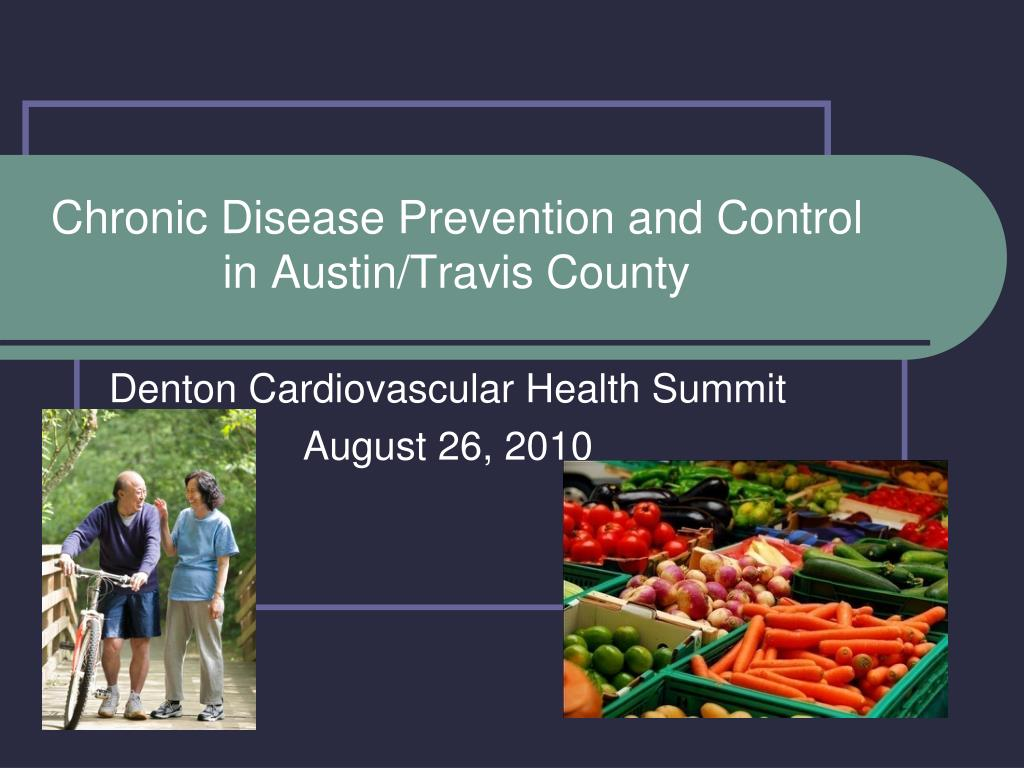 chronic disease prevention and control in austin travis county l.