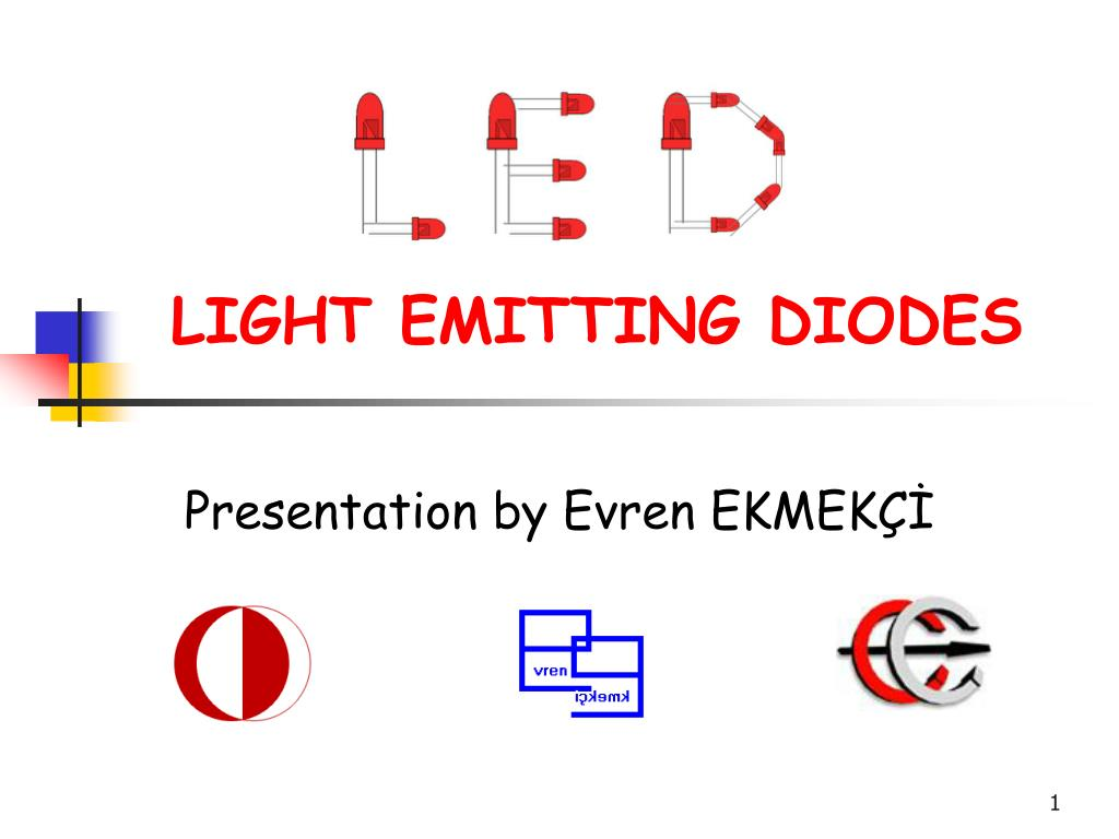 light emitting diodes l.