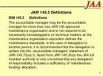 jar 145 5 definitions17
