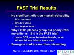 fast trial results27
