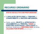recurso ordin rio30