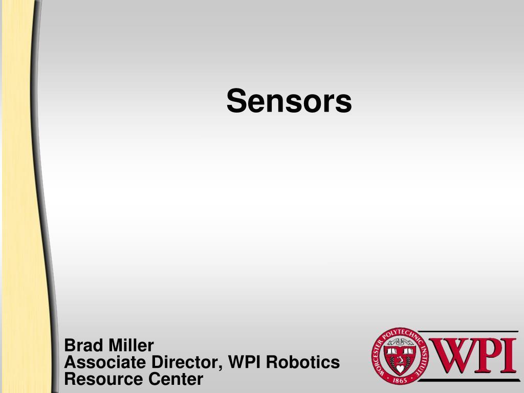 sensors l.
