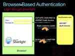 browser based authentication26