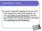 1 corinthians 15 3 4