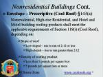 nonresidential buildings cont21