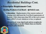 residential buildings cont13