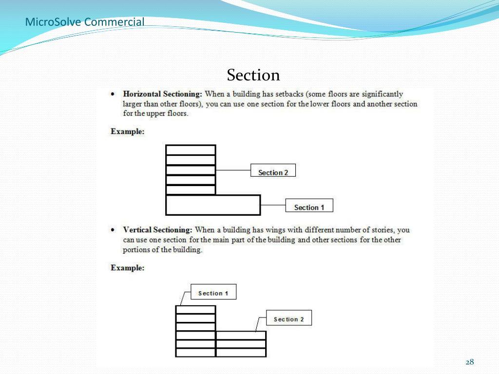 MicroSolve Commercial