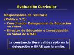 evaluaci n curricular4