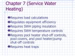 chapter 7 service water heating