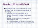 standard 90 1 1999 20013