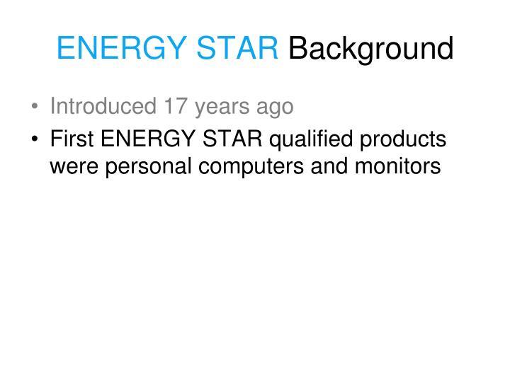 Energy star background3