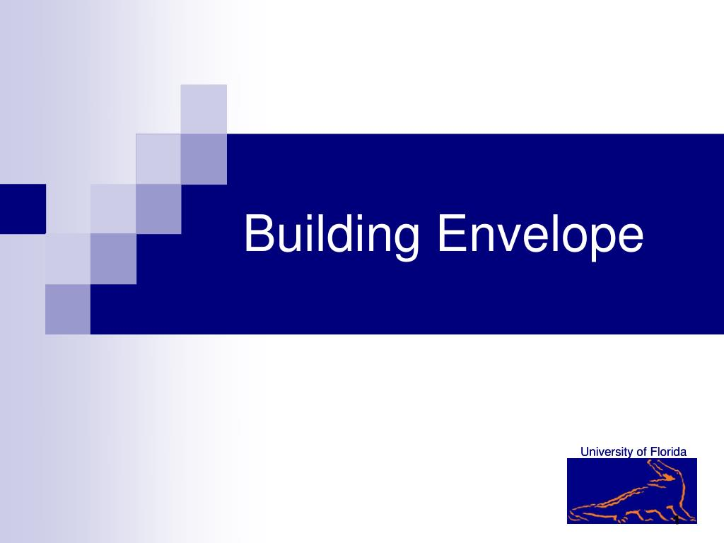 building envelope l.