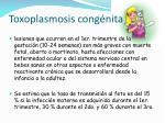 toxoplasmosis cong nita