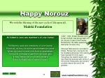 happy norouz