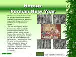 norouz persian new year2