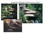 frank lloyd wright fallingwater 1936 7