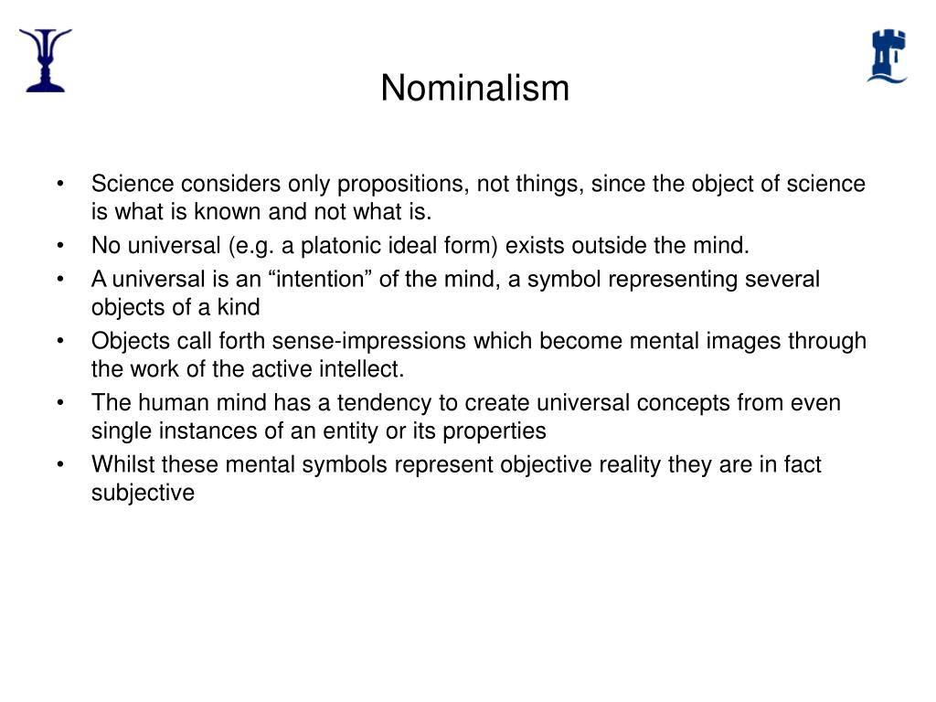 Nominalismi