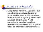 lectura de la fotograf a9