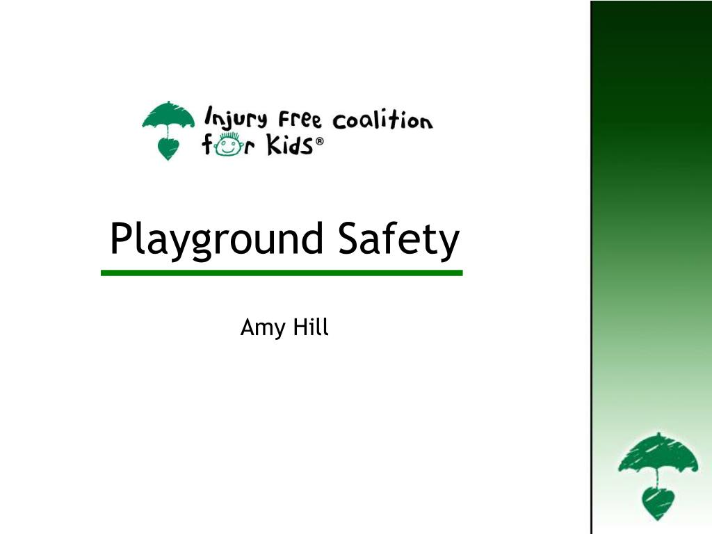 playground safety l.