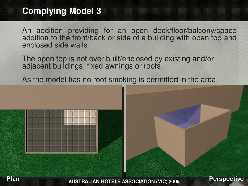 Complying Model 3