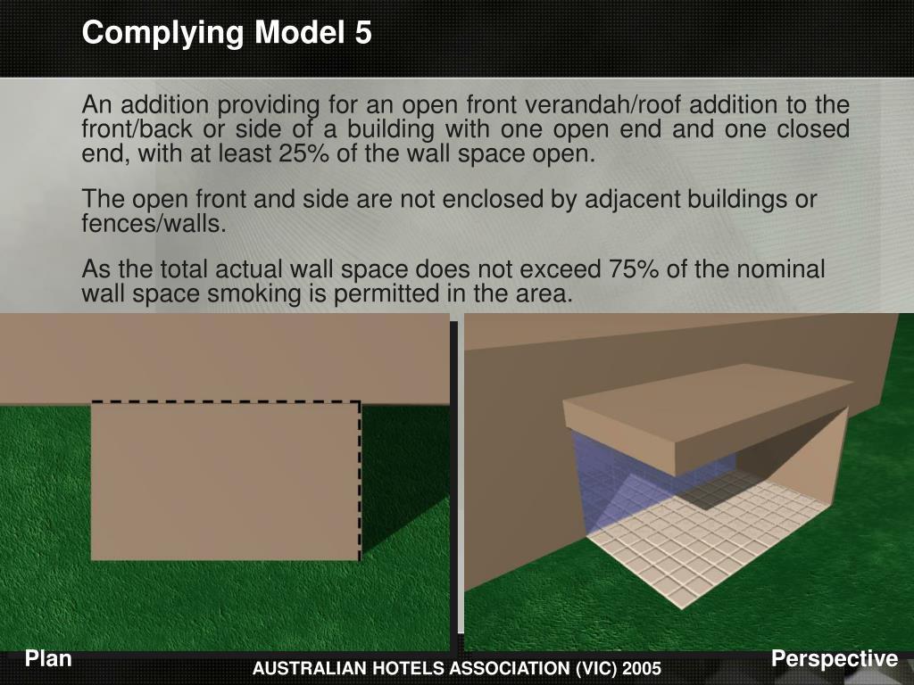 Complying Model 5