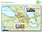 bp azerbaijan interests
