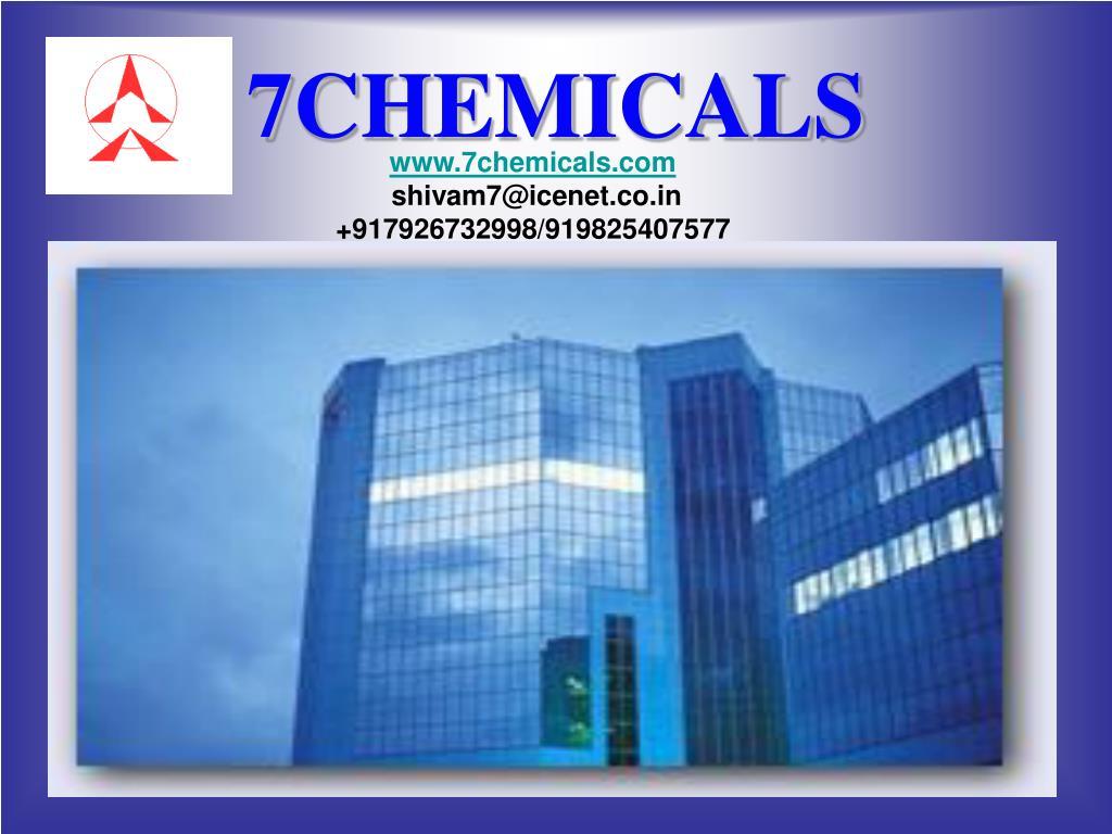 7chemicals l.