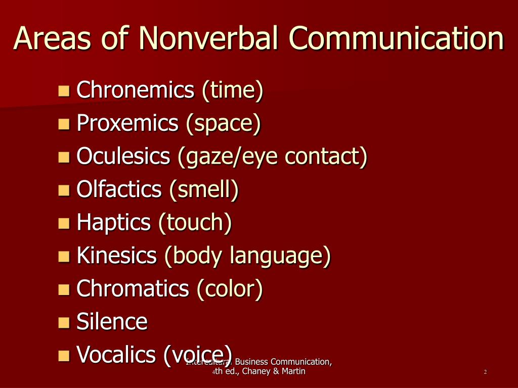 Ppt Nonverbal Communication Patterns Powerpoint Presentation Free Download Id 201142 Provide examples of types of nonverbal communication that fall under these categories. ppt nonverbal communication patterns