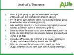 axelrod s theoreme