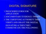 digital signature24
