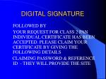 digital signature26