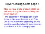 buyer closing costs page 4