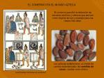 el comercio en el mundo azteca